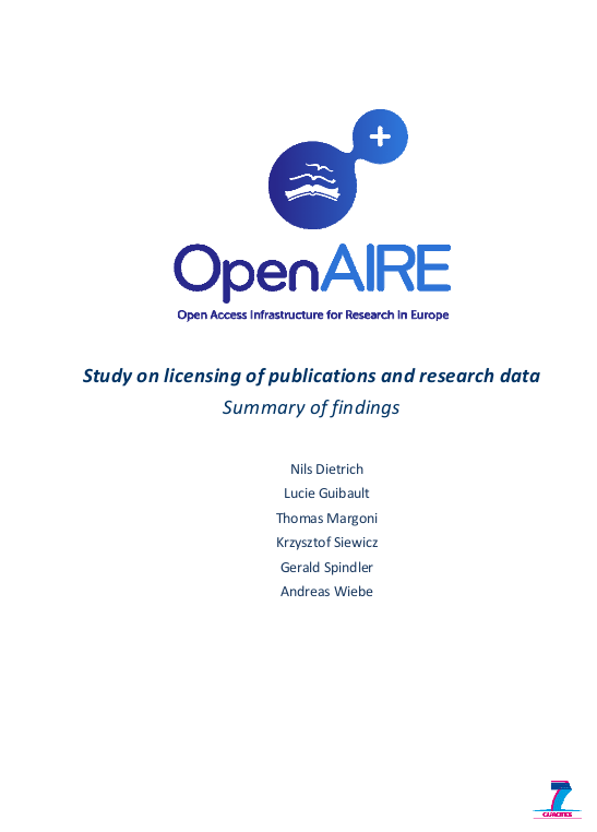 OpenAIRELegalStudyLicensingDataandPublications